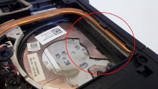 Vyčištění chlazení notebooku od prachu